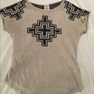 Vocal Women's Split Back Tee Shirt